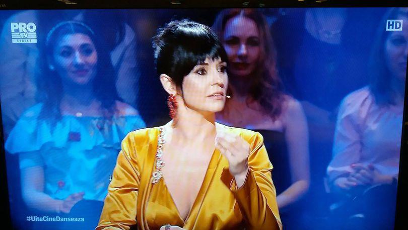 Antonia, dată de gol la Uite cine dansează. Ce a făcut cu numai un minut înainte să danseze live