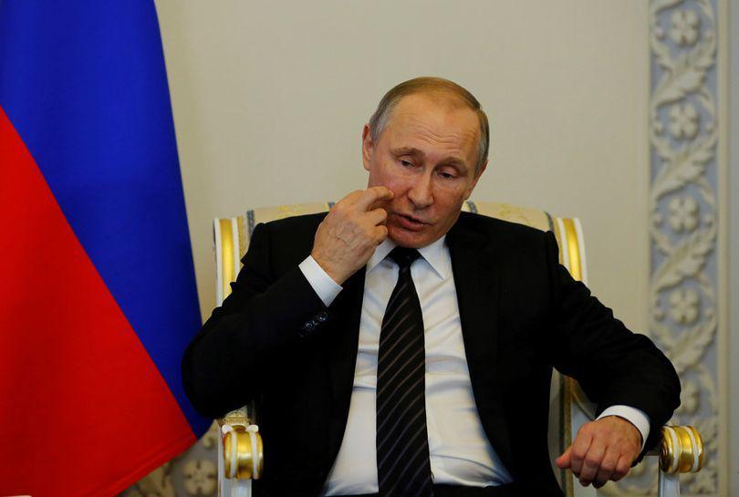 """Reacția lui Vladimir Putin după atacul SUA asupra Siriei. """"O agresiune la adresa unui stat suveran"""""""