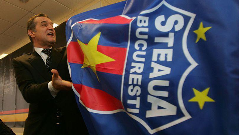 """Becali râde de Lăcătuș și de echipa CSA Steaua: """"În fiecare an m-ar costa un milion de euro ca să iau o echipă care să-i ţină în liga a cincea"""""""