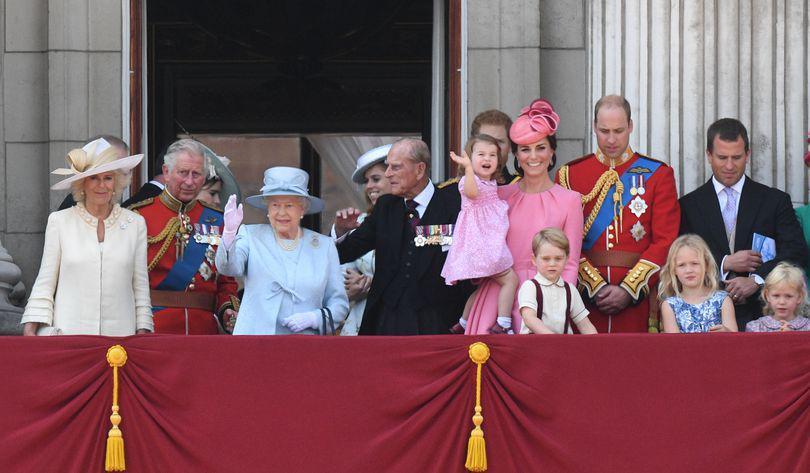 Încă un copil în familia regală britanică. Va veni pe lume tot în aprilie, dar sarcina a fost ținută secret