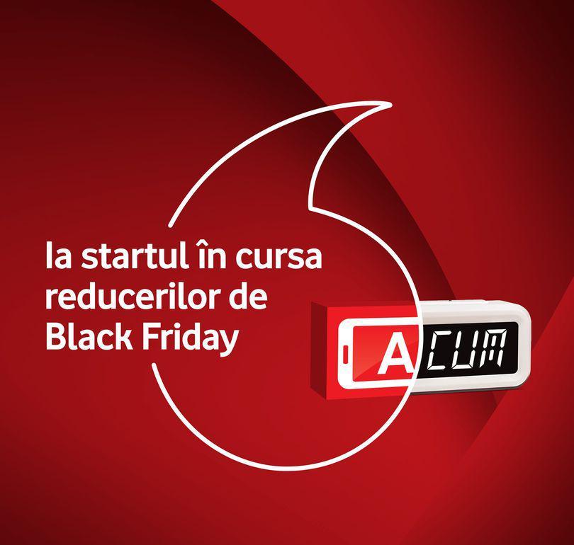 Oferte Vodafone de Black Friday 2017