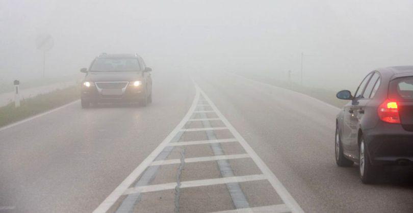 ANM: Cod galben de ceață în Vaslui și alte patru județe din Moldova
