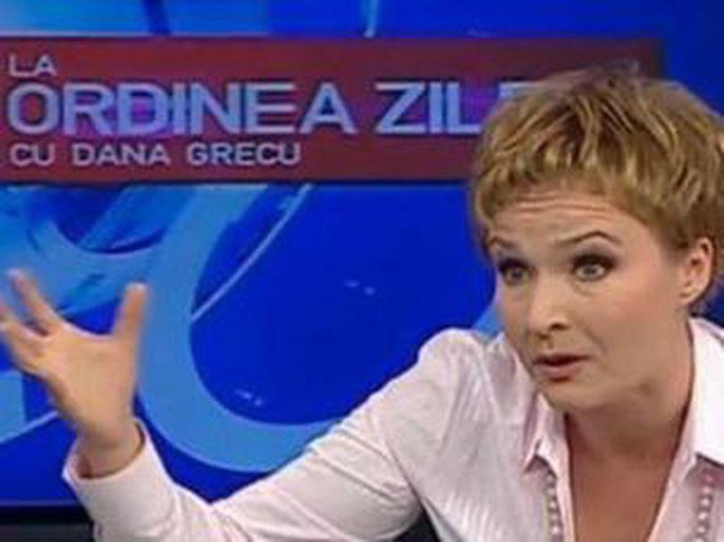 """Schimbare în cariera Danei Grecu. """"Nu m-a dat nimeni afară de la Antena 3"""""""