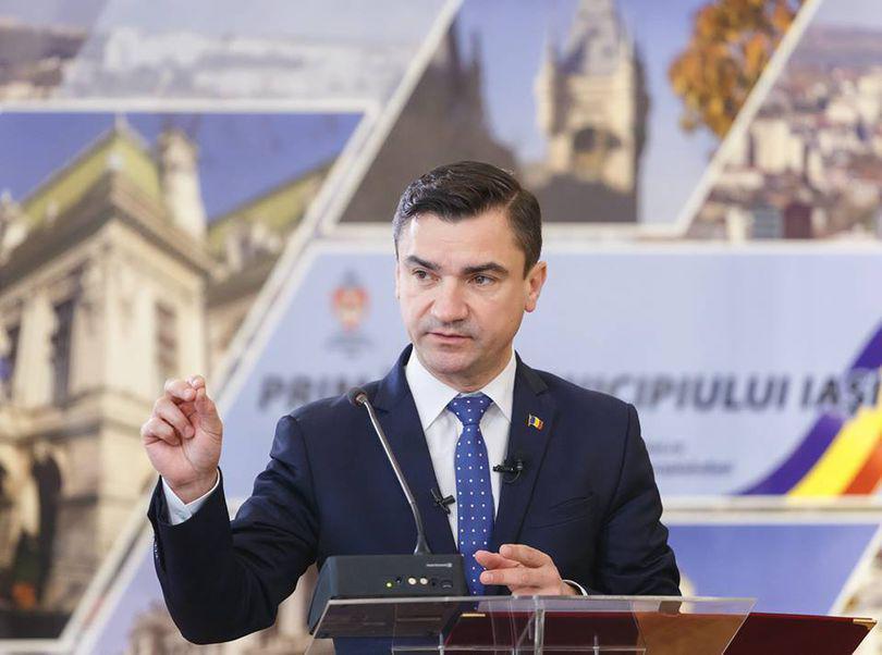 Organizația PSD Iași, condusă de Mihai Chirica, îl susține pe Tudose: Schimbarea premierului, un risc uriaș!