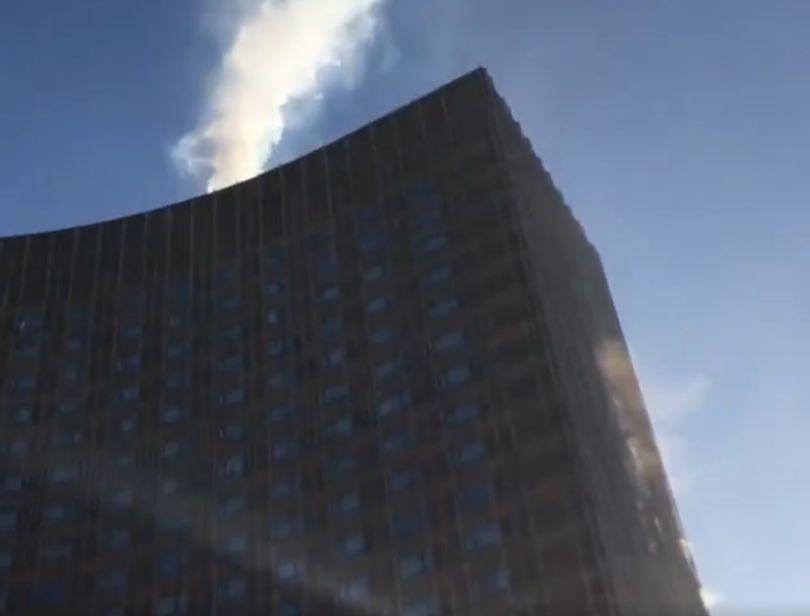 Hotel de lux evacuat în Moscova din cauza unui incendiu