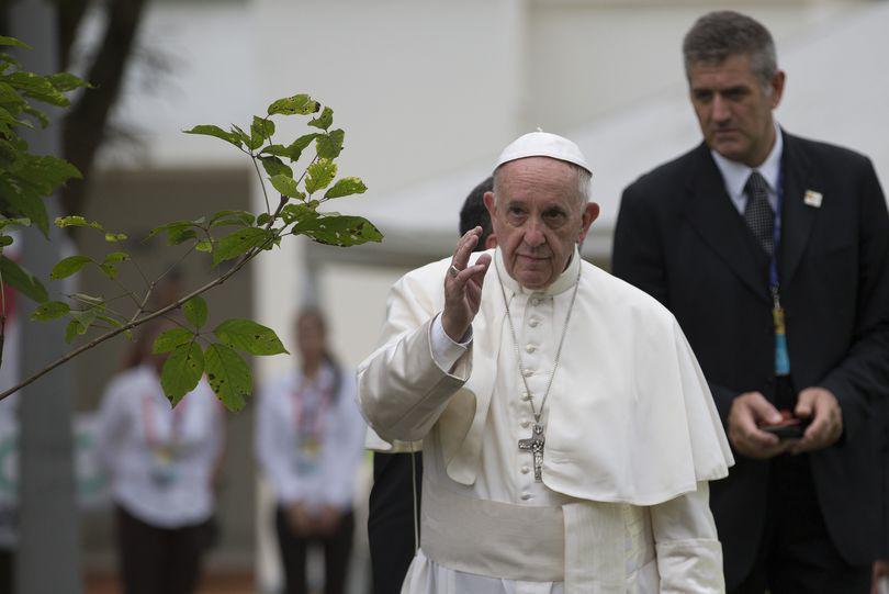 """În Săptămâna Mare, Papa Francisc spune că """"Iadul nu există"""""""