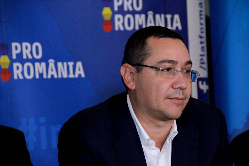 """Victor Ponta susține că are un plan pentru """"salvarea României"""": """"Am realizat cât de nociv este şi va fi Regimul Dragnea"""""""