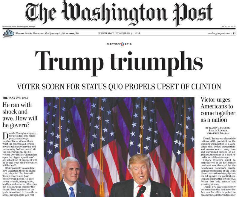 Washington Post cere ca SUA să dea o șansă socialismului