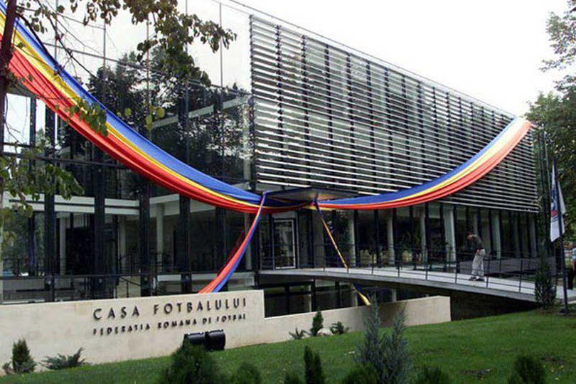 Cum se alege președintele FRF. Lupta se dă între Răzvan Burleanu, Ionuț Lupescu și Marcel Pușcaș