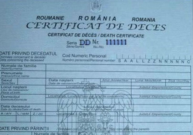O femeie din Iași a fost declarată moartă de două ori în 21 de ani