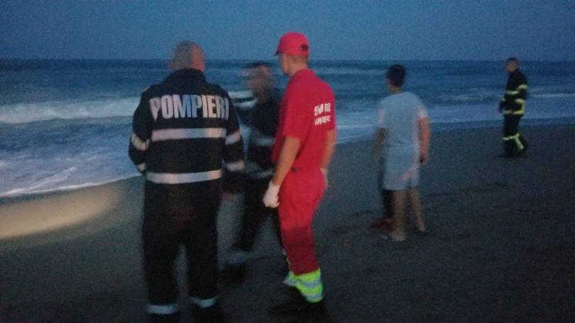 Un tânăr din Republica Moldova a murit înecat la Neptun. Venise pe litoral să muncească