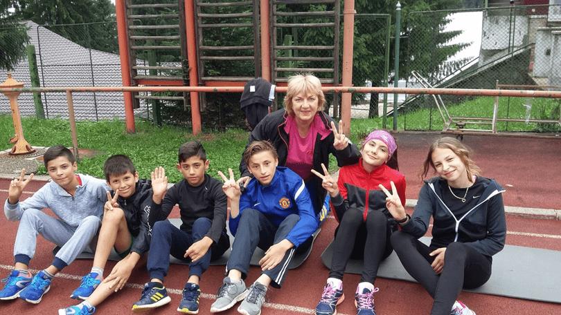 Fundaţia Ringier susţine pregătirea pentruperformanţă a micilor atleţi de la Tulcea