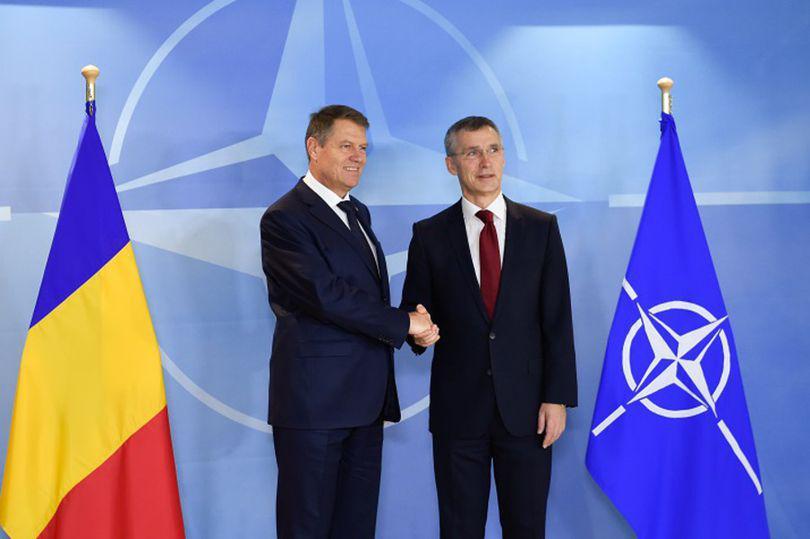 """UPDATE. Klaus Iohannis participă la Summitul NATO de la Bruxelles:  """"Pentru România este foarte importantă atenţia care va fi acordată zonei Mării Negre"""""""