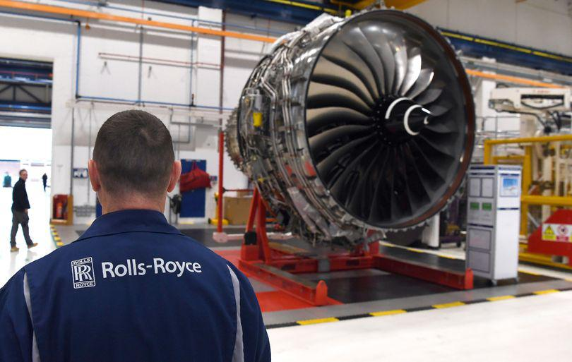 Rolls-Royce vrea să realizeze taxiuri zburătoare