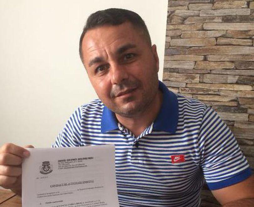 Florentin Petre a semnat cu Dacia Unirea Brăila, echipă învinsă cu 7-0 etapa trecută
