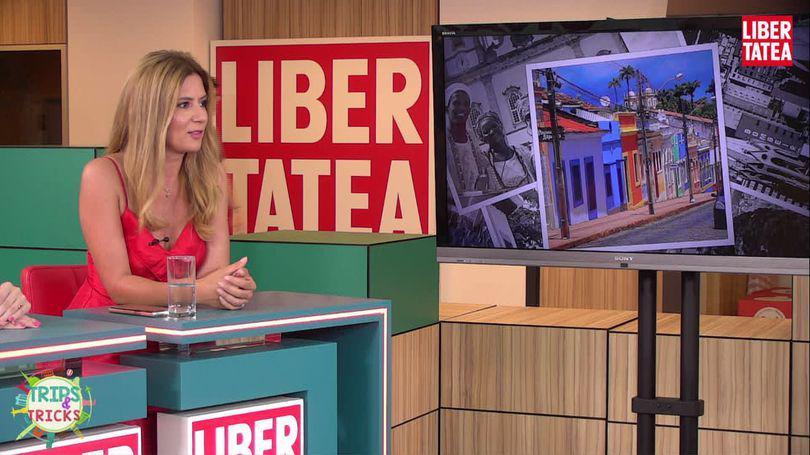 VIDEO / Amalia Enache, invitatul special al emisiunii Trips&Tricks