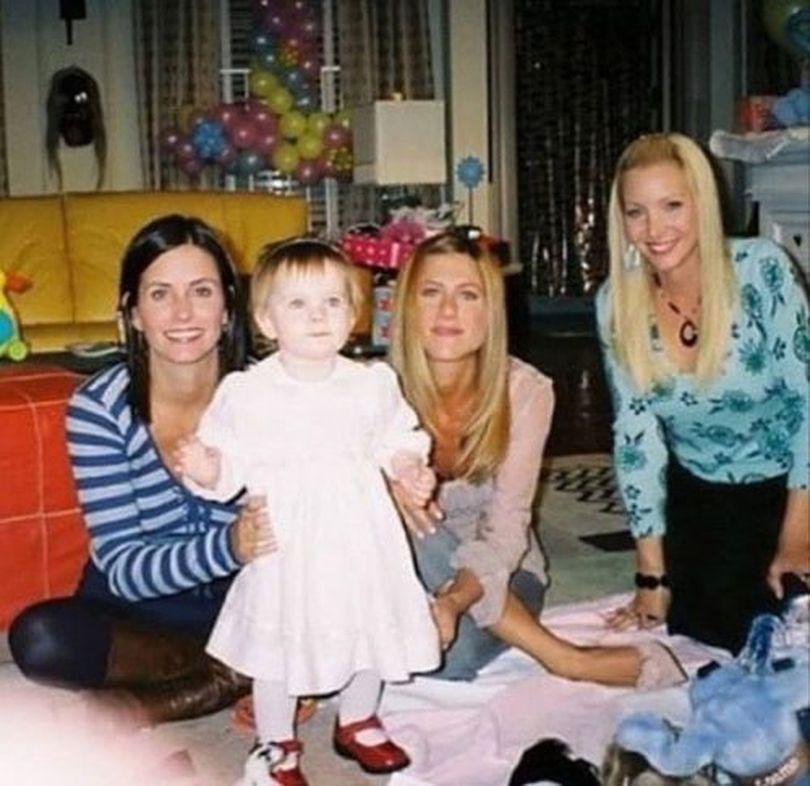 FOTO   Cum arată acum fiica lui Courteney Cox. Are 14 ani și a început liceul