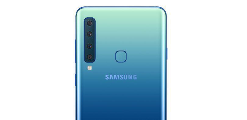 Samsung a lansat primul telefon cu patru camere din lume
