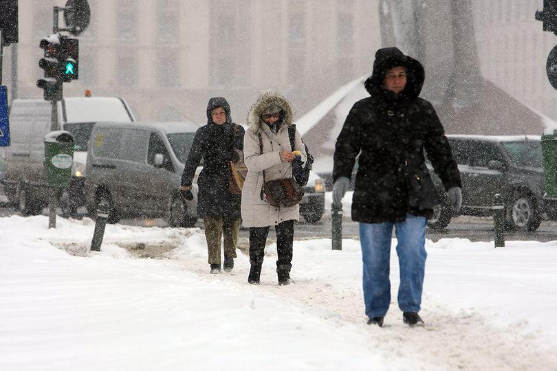 Prognoza meteo pentru 8 decembrie. Temperaturile sunt într-o ușoară creștere, dar vremea va fi închisă