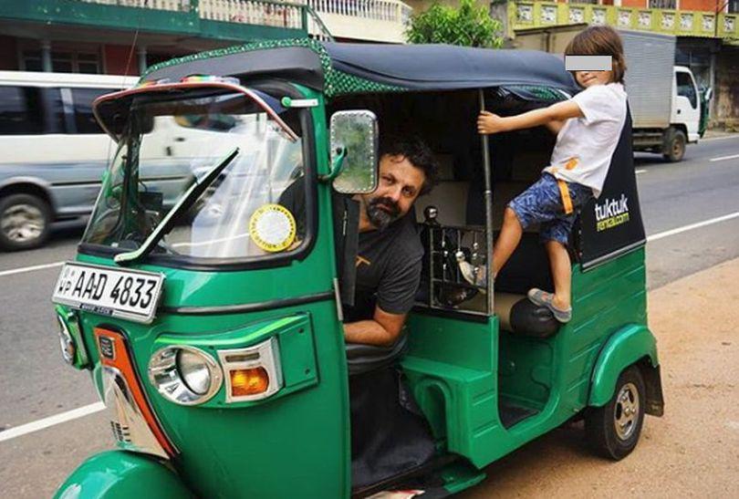 Dana Rogoz și soțul ei, probleme în Sri Lanka. Cum s-a rezolvat totul