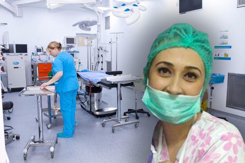 """O a treia pacientă operată de falsul ginecolog Raluca Bîrsan, acum o lună, declară că """"înainte de cezariană, au venit să dau bani Ralucăi, rezidentei!"""""""