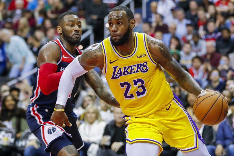 LeBron James, cel mai bine plătit jucător din NBA pentru al cincilea an consecutiv