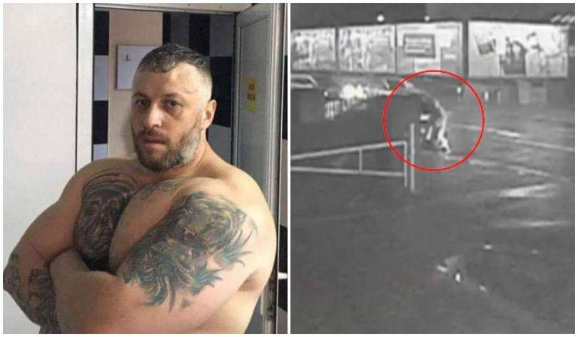 Momentul în care interlopul Săndel Șerbu a fost omorât în bătaie în Marea Britanie. Imaginile șocante au fost făcute publice / VIDEO