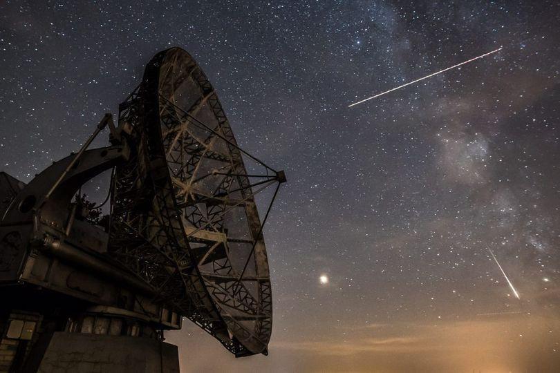 Un meteorit cu o putere de zece ori mai mare decât cea a bombei de la Hiroshima a explodat deasupra Mării Bering