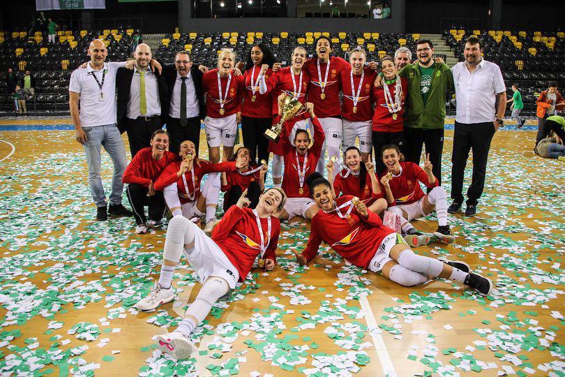 Sepsi SIC Sf. Gheorghe, campioană la baschet feminin și în 2019. Succes dramatic