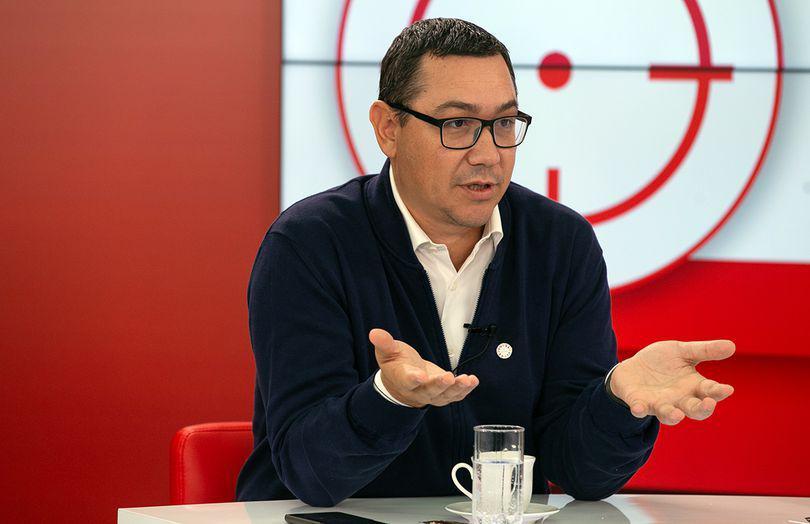 Victor Ponta renunţă oficial la mandatul de europarlamentar