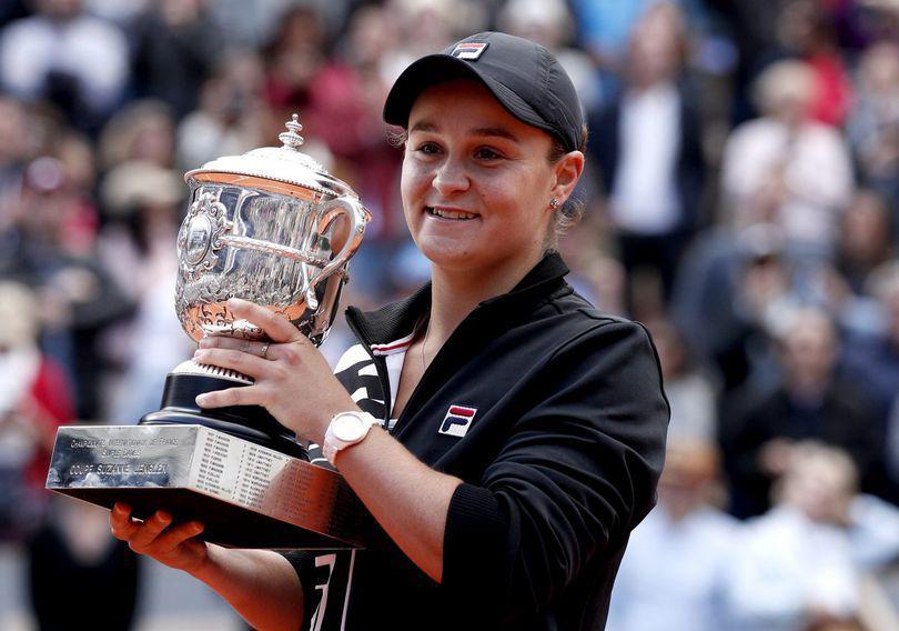 Ashleigh Barty a triumfat la Roland Garros, după ce a zdrobit-o pe Vondrousova. Ce mesaj i-a transmis Simona Halep